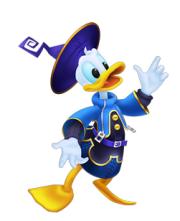 Présentation de Donald