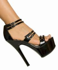 en chaussures