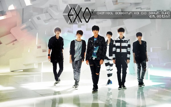 Love love love / EXO-K (2014)
