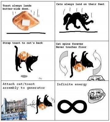 Energie infini