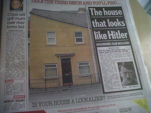 La maison Hitler
