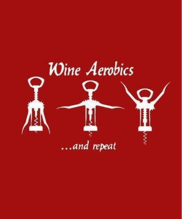 L'aerobic du vin