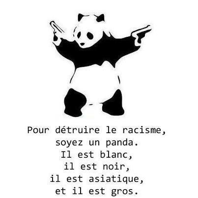 Contre le racisme ....
