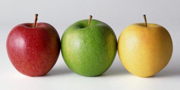Une pomme chaque jour éloigne le médecin .. suffit de bien visé