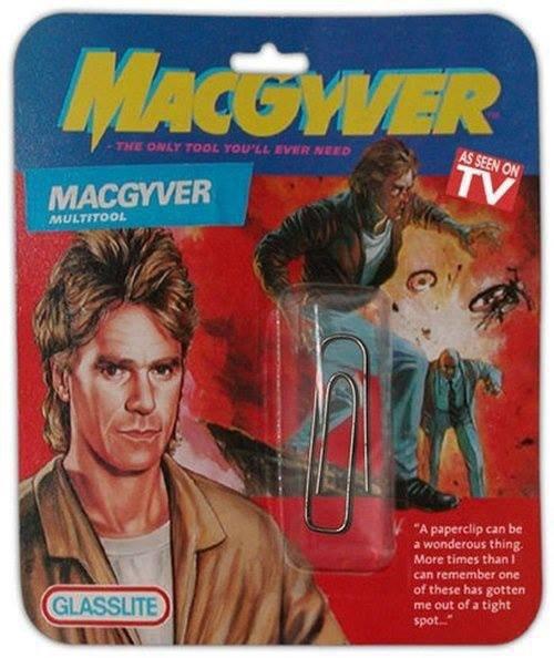 kitt Mac Gyver