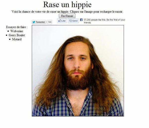 Rase un Hippie