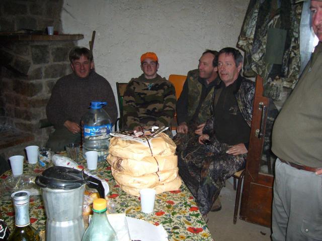 la femeture de la chasse au gros gibiers 2007 2008