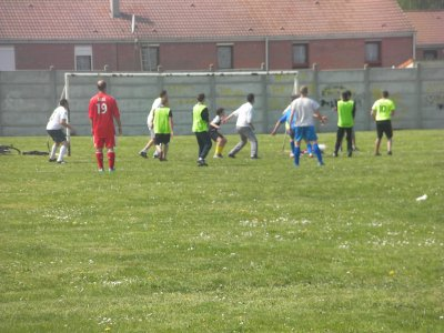 tournoi de foot du 16 avril 2011
