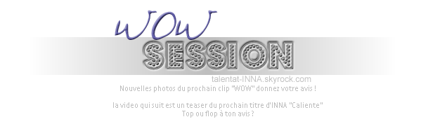 # WOW session + Interview au Mexique + dates de la tournée au mexique en mars 2012