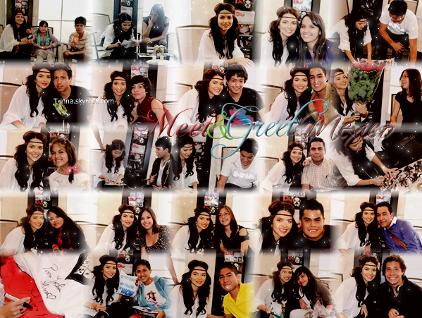 ☼ Meet & Greet Mexico le 25 septembre 2012.