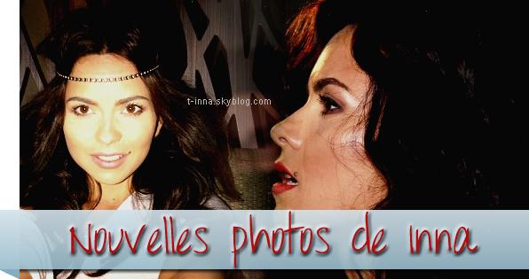 ☼ Petit Récap de l'anniversaire de INNA [16 octobre] + Deux nouvelles photos de INNA + Nouvelles affiches de concert + Vidéo Update à Villahermosa