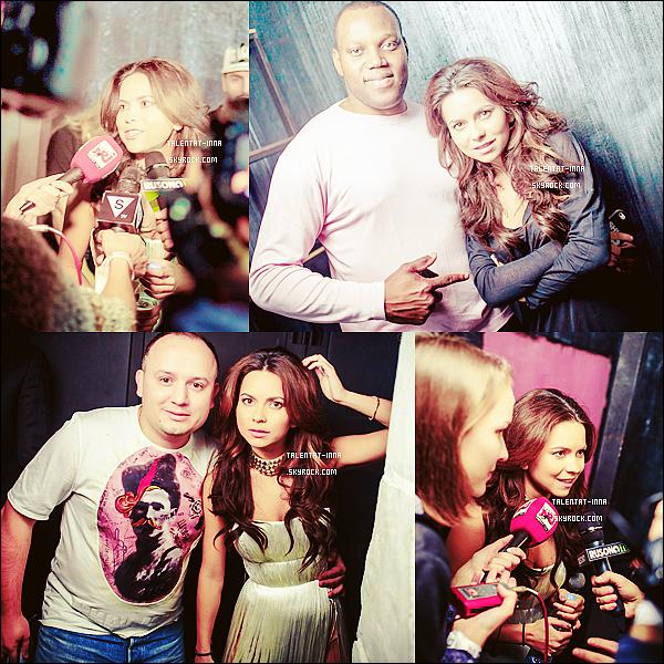 09 . 03 . 2013 Icon Club à Moscou en Russie le 7 mars.