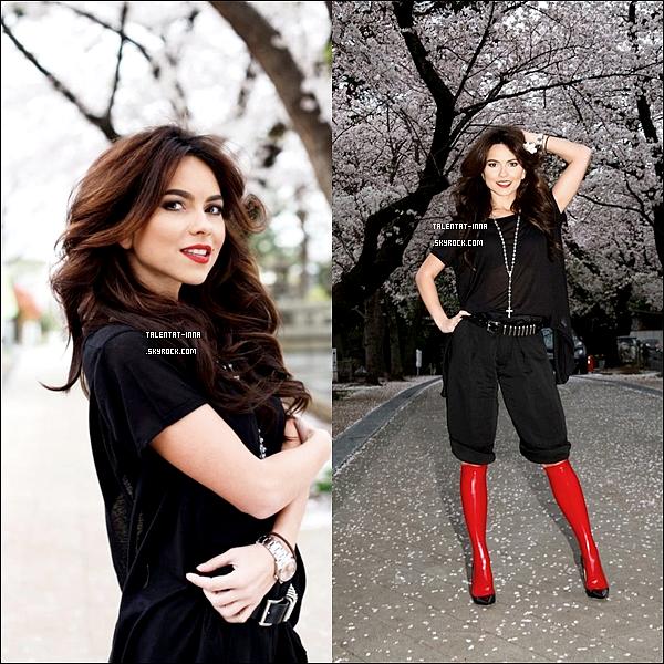19 . 04 . 2013 INNA pour InRock Magazine (Japan)