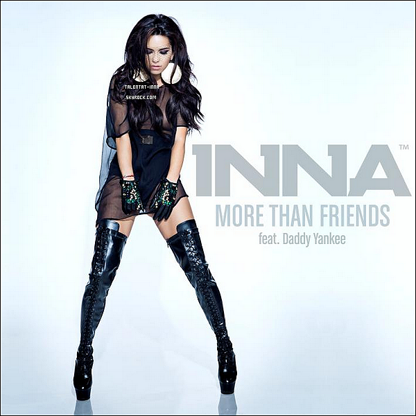 "19 . 04 . 2013 ² ""More Than Friends"" on iTunes France !"