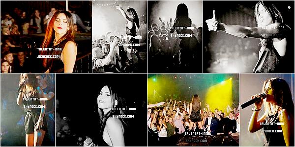 27.08.2013 _____________________________________________________________________ Vidéo • Photoshoot • Magazine • Concerts • Instagram • Candids • Réseaux Sociaux _____________________________________________________________________  Cela fait un petit moment que je n'avais pas posté de news, car il n'y avait pas grand chose pour notre INNA, mais aujourd'hui je viens pour poster les photos d'INNA en Allemagne à Berlin le 24 août au Club Adagio. Je poste donc des photos du show et à la fin des photos en Backstage.