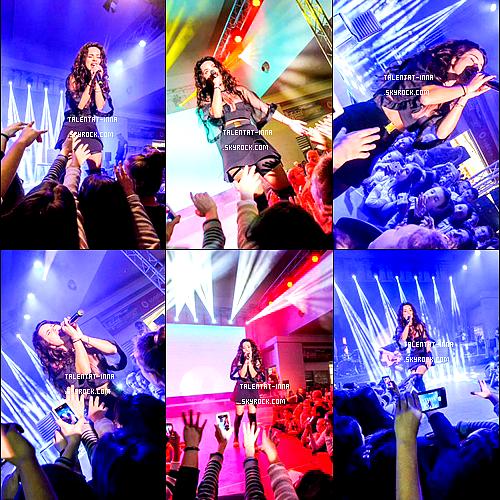 ▬ Romanian Tour | February 2015 ▬ _____________________________________ (♥) pour être prévenu(e) du prochain article