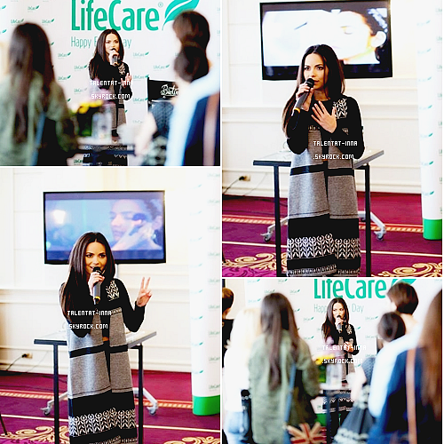 ▬ Life Care - Press Conference | March 2015 ▬ _____________________________________ (♥) pour être prévenu(e) du prochain article