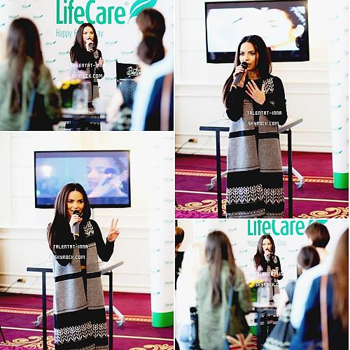 ▬ Life Care - Press Conference   March 2015 ▬ _____________________________________ (♥) pour être prévenu(e) du prochain article