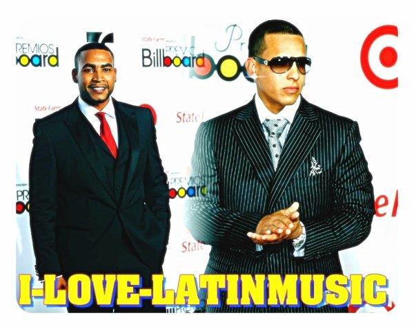 "- Bienvenue Sur ""I Love Latin Music"" .."