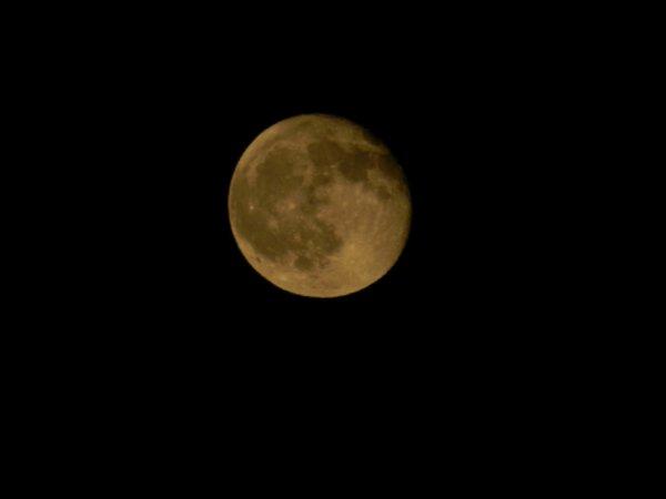 pleine lune :)