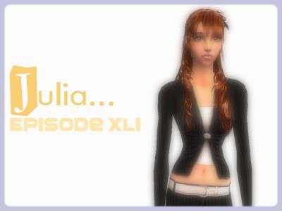 Episode XLI