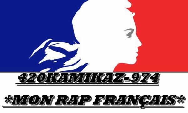 KMZ / MON RAP FRANÇAIS  (2011)