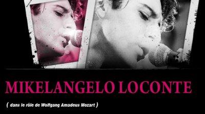 Mikelangelo Loconte - Wolfgang Amadeus Mozart ♥