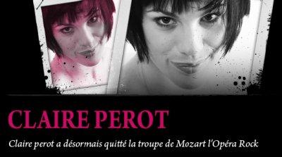 Claire Pérot - Ancienne Constance Weber-Mozart