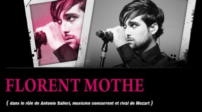 Florent Mothe - Antonio Salieri