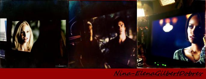 The Vampire Diaries : Les photos du tournage de l'épisode 20 de la saison 5 !