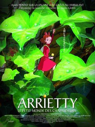 Arrietty,le petit monde des chapardeurs