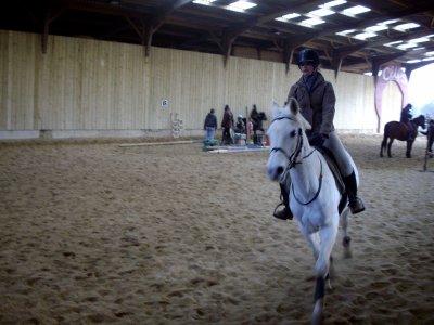 Manon & son cheval