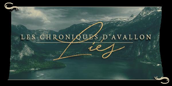 Les chroniques d'Avallon