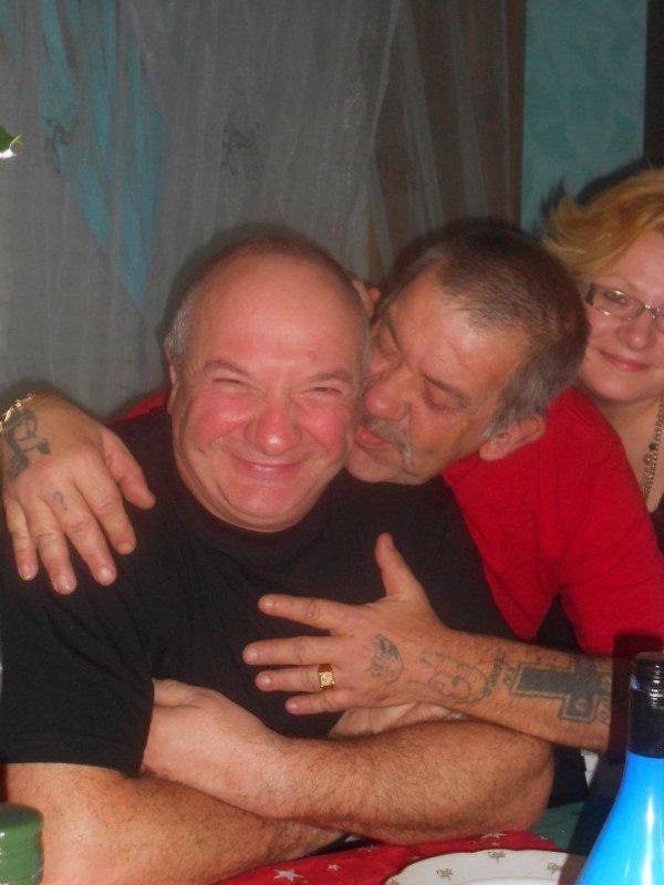 Mon papa & Mon tonton <3