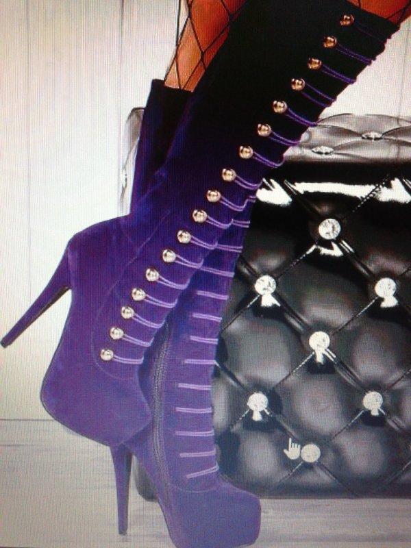 les bottes que je voudrais trouver en noir trop belle
