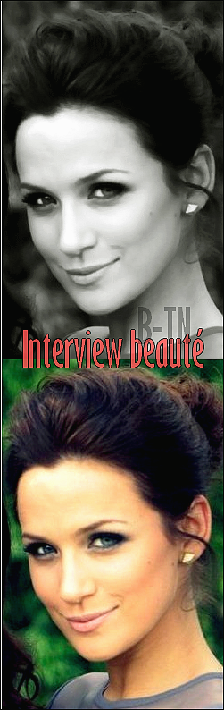 Exclusif : La première interview beauté de Belle-ToutNaturellement !