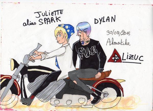 Fan art : Lizuc