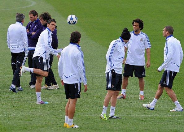Real Madrid - Conférence de presse et de la formation