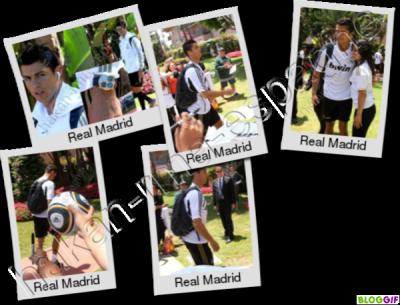 Cristiano Ronaldo Leaves Practice in LA  (Cristiano Ronaldo)