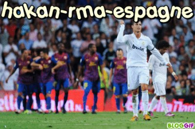 Real Madrid V Barcelona - Super Cup