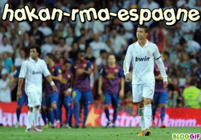 Real Madrid V Barcelona - Super Cup