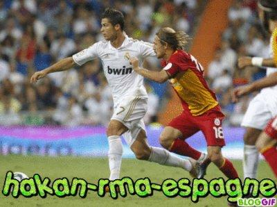 Real Madrid vs Galatasaray - Santiago Bernabeu Trophy