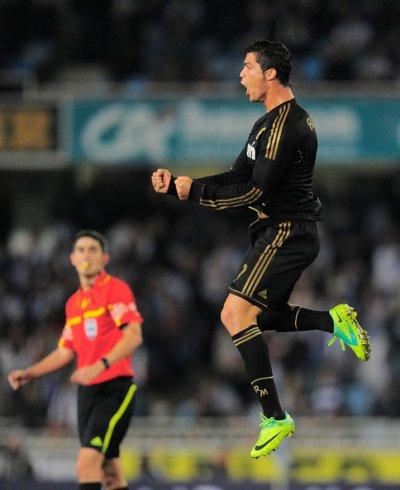 Real Sociedad de Futbol v Real Madrid CF - Liga BBVA
