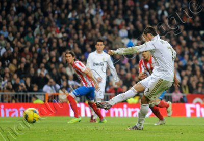 Real Madrid CF v Club Atletico de Madrid - Liga BBVA