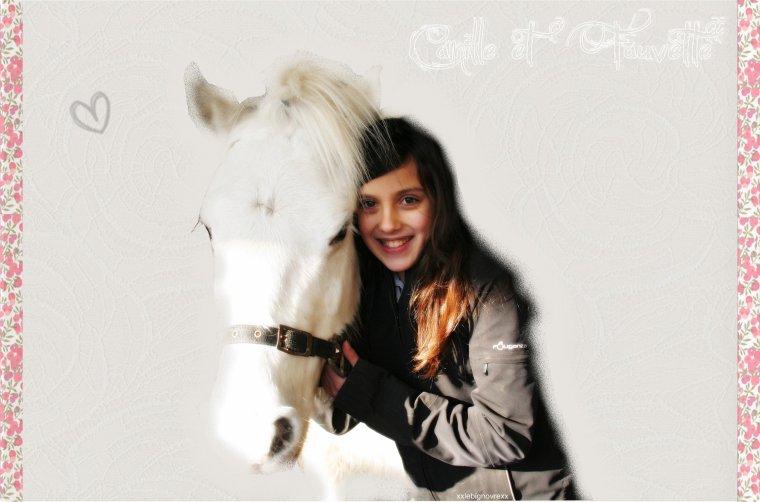 ~ Camille et sa Fauvette ♥