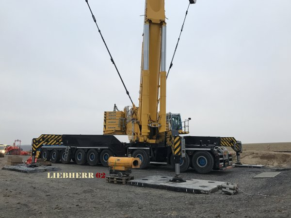 LIEBHERR LTM 1750-9.1 B.K.V (NL)