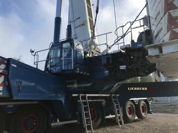LIEBHERR LTM 1750-9.1 SCHOT (NL)
