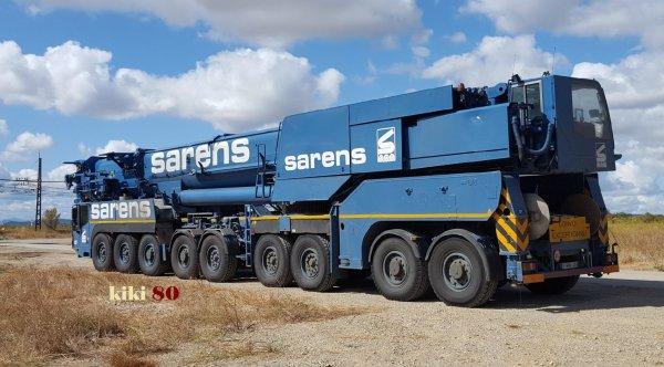 DEMAG AC 700 SARENS