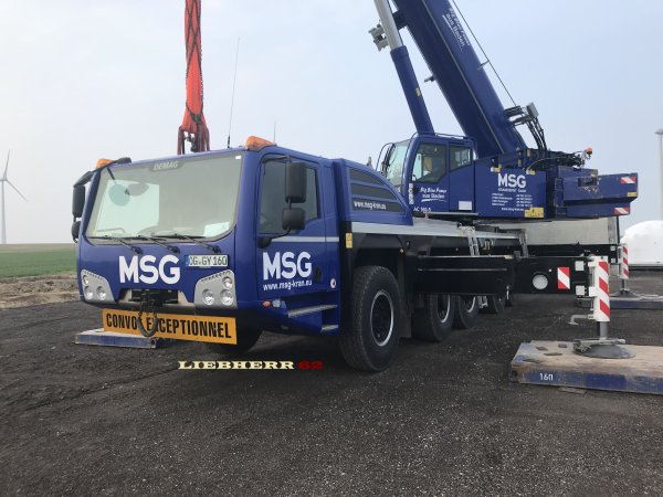 DEMAG AC 160-5 MSG (D)