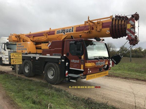 LIEBHERR LTM 1060-3.1 Miquel (F)